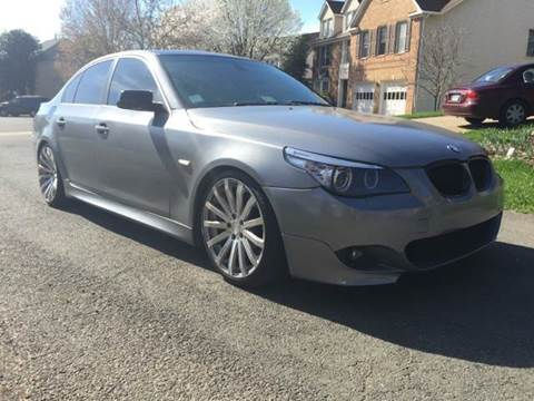 2006 BMW 5 Series for sale at Elite Motors in Washington DC