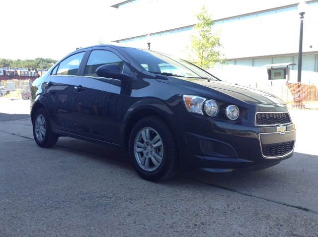 2013 Chevrolet Sonic for sale at Elite Motors in Washington DC