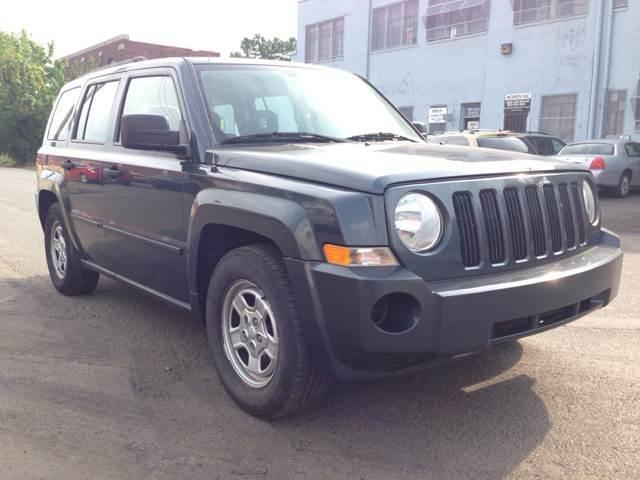 2008 Jeep Patriot for sale at Elite Motors in Washington DC