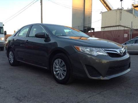 2013 Toyota Camry for sale at Elite Motors in Washington DC