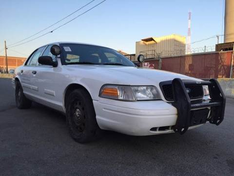 2010 Ford Crown Victoria for sale at Elite Motors in Washington DC