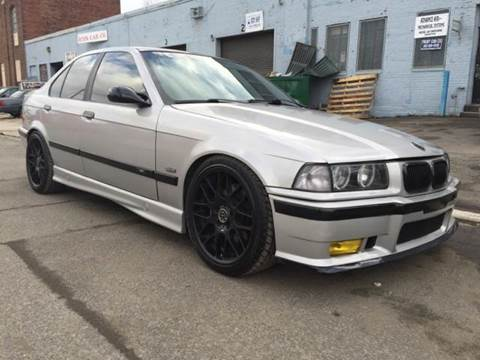 1998 BMW M3 for sale at Elite Motors in Washington DC