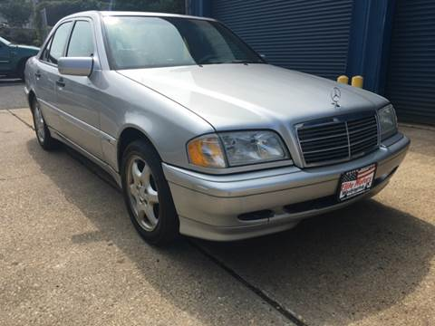 2000 Mercedes-Benz C-Class for sale at Elite Motors in Washington DC