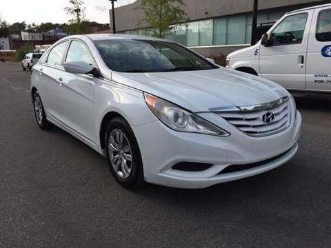 2011 Hyundai Sonata for sale at Elite Motors in Washington DC