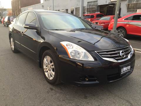 2011 Nissan Altima for sale at Elite Motors in Washington DC