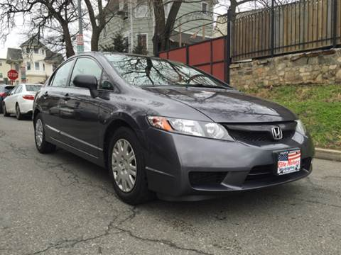 2009 Honda Civic for sale at Elite Motors in Washington DC