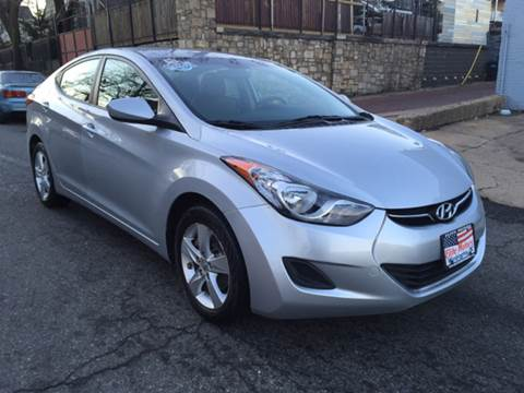 2011 Hyundai Elantra for sale at Elite Motors in Washington DC