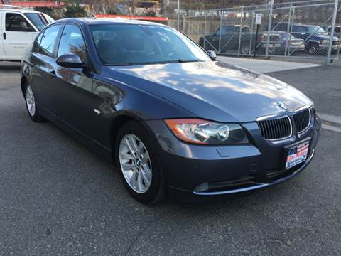 2007 BMW 3 Series for sale at Elite Motors in Washington DC