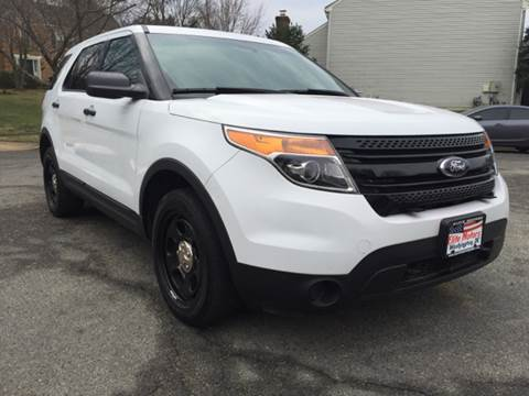 2014 Ford Explorer for sale at Elite Motors in Washington DC