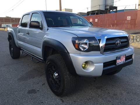 2005 Toyota Tacoma for sale at Elite Motors in Washington DC