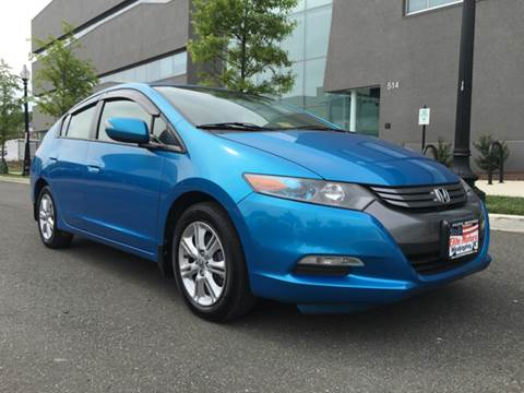 2010 Honda Insight for sale at Elite Motors in Washington DC