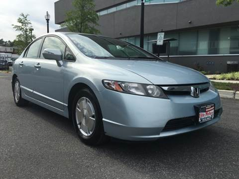 2007 Honda Civic for sale at Elite Motors in Washington DC