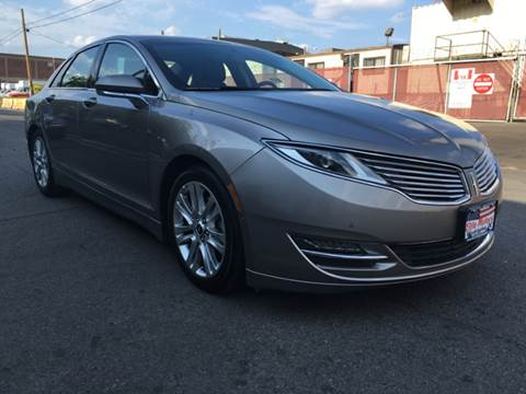 2015 Lincoln MKZ for sale at Elite Motors in Washington DC