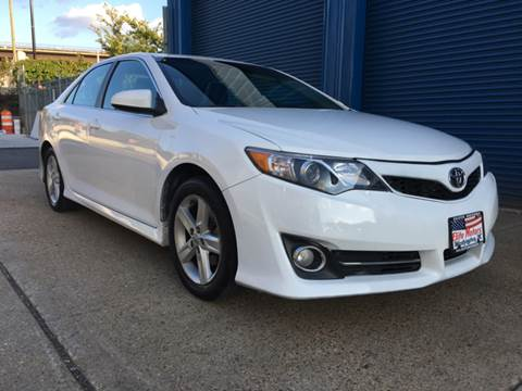 2014 Toyota Camry for sale at Elite Motors in Washington DC