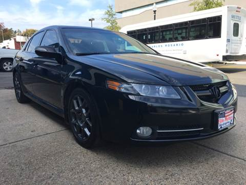 2008 Acura TL for sale at Elite Motors in Washington DC
