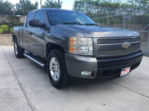 2008 Chevrolet Silverado 1500 for sale at Elite Motors in Washington DC