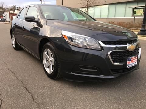 2016 Chevrolet Malibu Limited for sale at Elite Motors in Washington DC