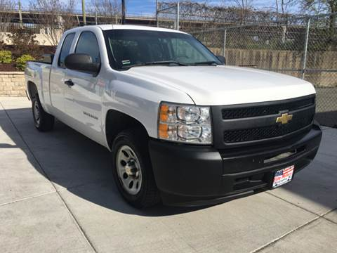 2011 Chevrolet Silverado 1500 for sale at Elite Motors in Washington DC