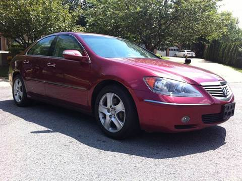 2005 Acura RL for sale at Elite Motors in Washington DC
