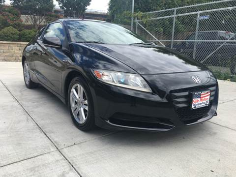 2012 Honda CR-Z for sale at Elite Motors in Washington DC