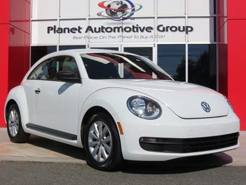 2016 Volkswagen Beetle for sale in Charlotte, NC
