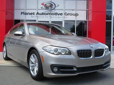 2016 BMW 5 Series for sale in Charlotte, NC