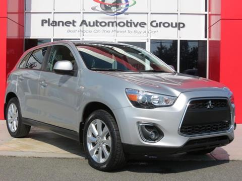 2015 Mitsubishi Outlander Sport for sale in Charlotte, NC