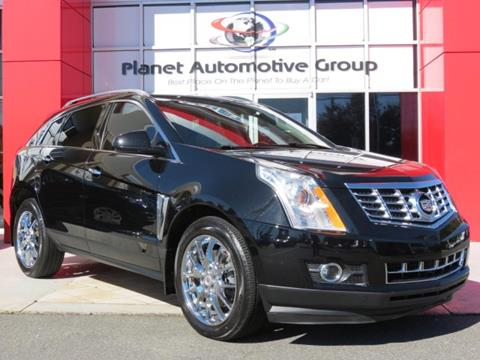 2014 Cadillac SRX for sale in Charlotte, NC