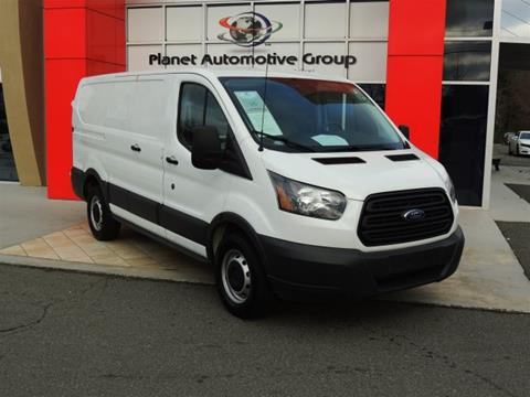 2017 Ford Transit Cargo For Sale In Charlotte NC