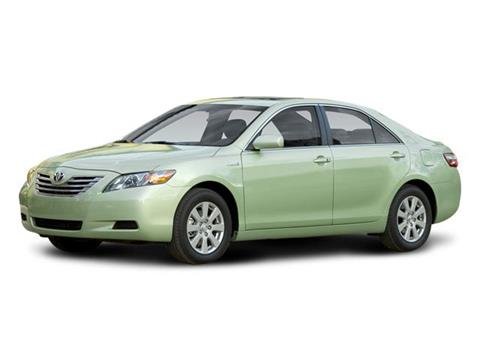 Great 2008 Toyota Camry Hybrid For Sale In Charlotte, NC