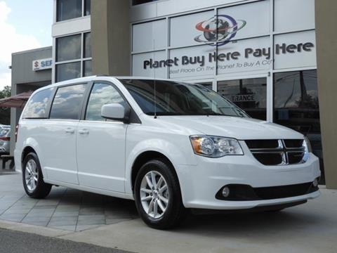 2018 Dodge Grand Caravan for sale in Charlotte, NC