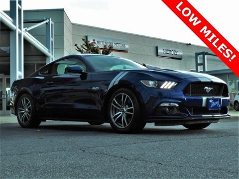 2016 Ford Mustang for sale in Charlotte, NC