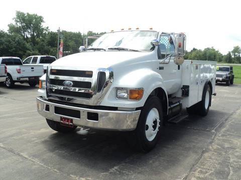 2007 Ford F-750 for sale in Platte City, MO