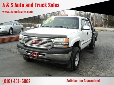 2002 GMC Sierra 2500HD for sale in Platte City, MO
