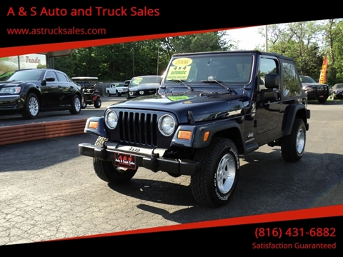 2006 Jeep Wrangler for sale in Platte City, MO