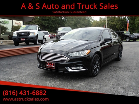 2018 Ford Fusion for sale in Platte City, MO