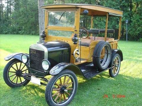 1924 Ford Model T for sale at AB Classics in Malone NY