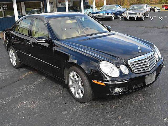 2007 Mercedes-Benz 350-Class for sale at AB Classics in Malone NY