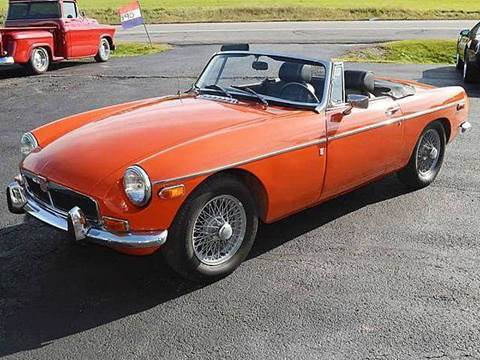 1972 MG MGB for sale in Malone, NY