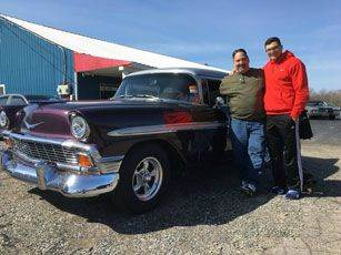 1956 Chevrolet 2 DOOR for sale at AB Classics in Malone NY