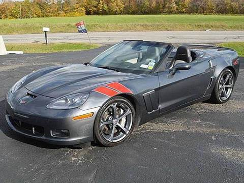2010 Chevrolet Corvette for sale at AB Classics in Malone NY