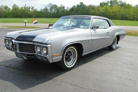 1970 Buick LeSabre for sale at AB Classics in Malone NY