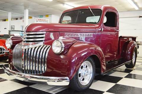 1941 Chevrolet PICKUP OTHER for sale at AB Classics in Malone NY