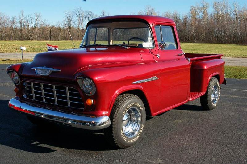 1955 Chevrolet 3 WINDOW for sale at AB Classics in Malone NY