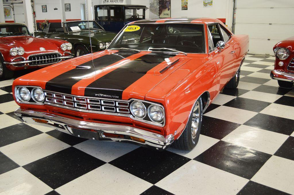 1968 Plymouth Roadrunner for sale at AB Classics in Malone NY