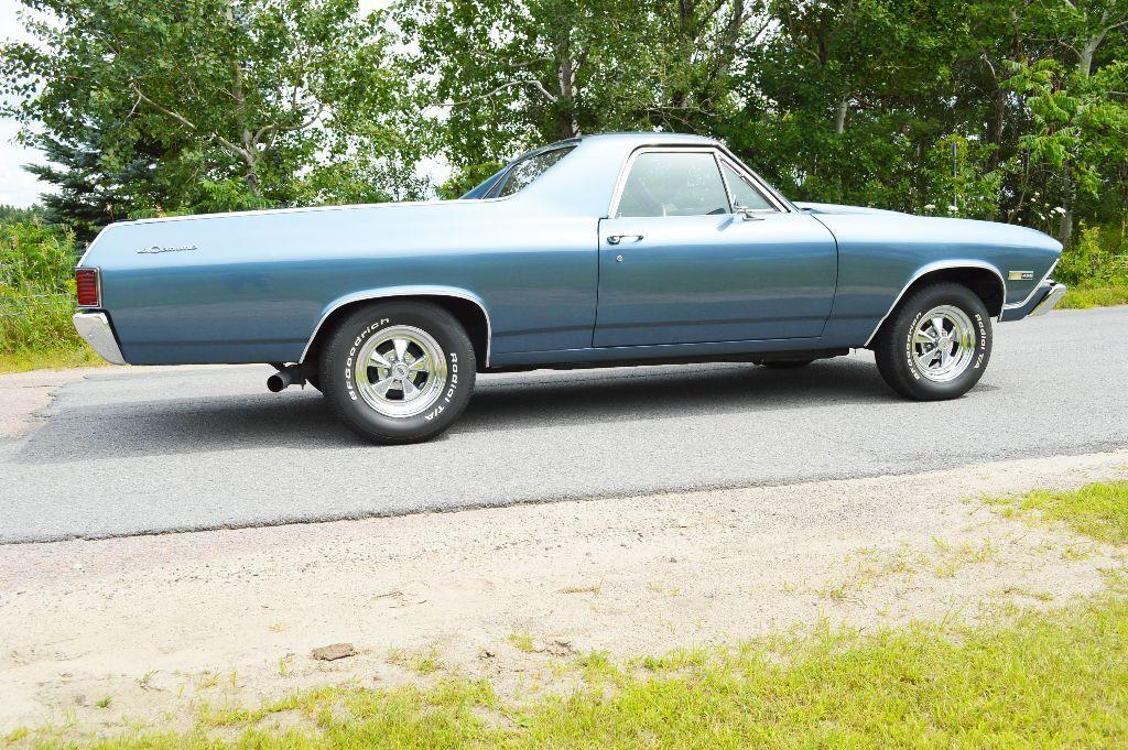 1968 chevrolet el camino sold 4spd big block in malone ny. Black Bedroom Furniture Sets. Home Design Ideas