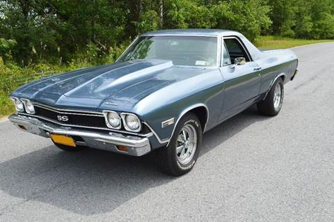 1968 Chevrolet El Camino for sale at AB Classics in Malone NY