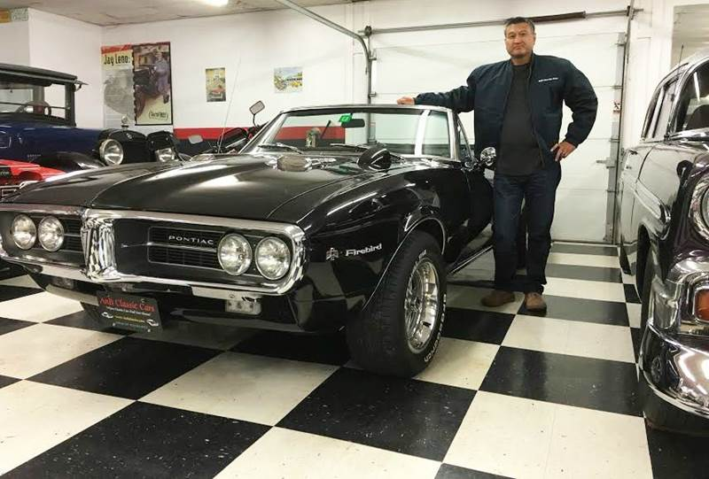 1967 Pontiac Firebird for sale at AB Classics in Malone NY