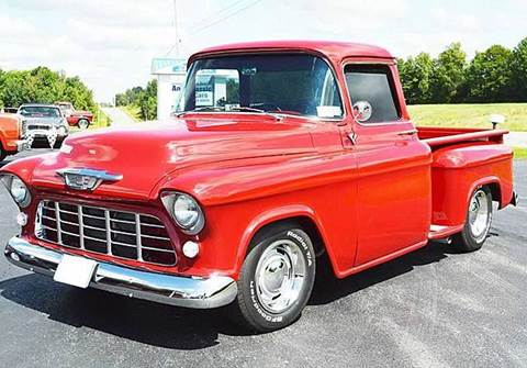 1955 Chevrolet PICKUP for sale at AB Classics in Malone NY