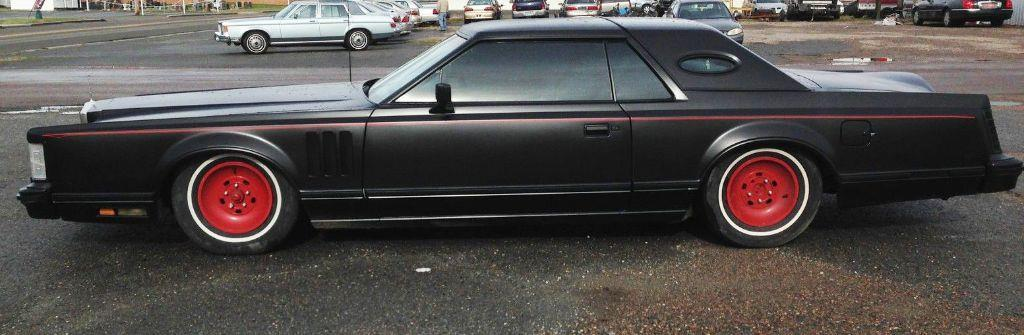 1979 Lincoln Mark V for sale at AB Classics in Malone NY